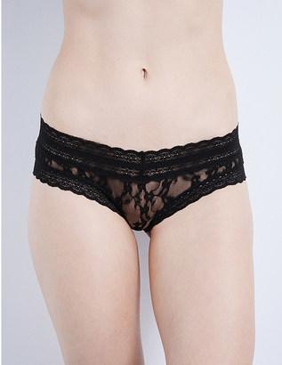 EBERJEY Amaya lace bikini briefs $24.50 thestylecure.com