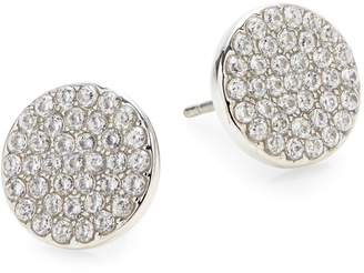 Kate Spade Crystal Pave Stud Earrings