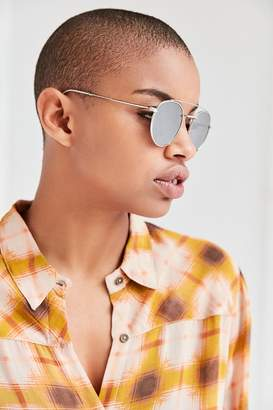 Urban Outfitters Lookout Brow Bar Sunglasses $16 thestylecure.com