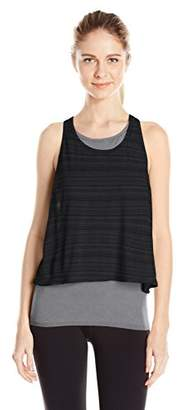 Bench Women's Double Layer Active Tank Top