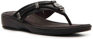 Minnetonka Silverthorne Wedge Sandal - Women's