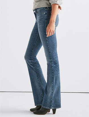 Lucky Brand Stella Low Rise Boot Jean