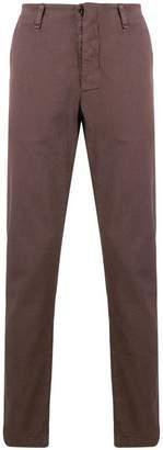 Transit slim fit trousers