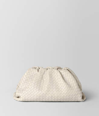 Bottega Veneta THE POUCH IN VELVET CALF INTRECCIATO