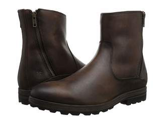 Frye William Lug Zip Men's Zip Boots