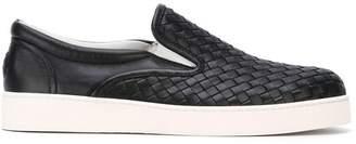 Bottega Veneta Dodger intrecciato sneakers
