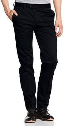 Merc of London Men's Chino Trousers - Black