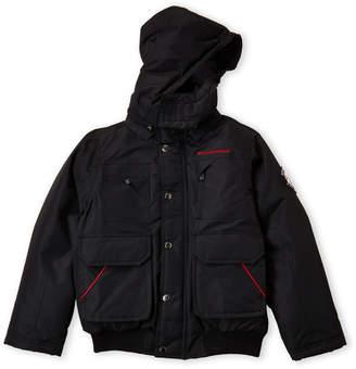 Weatherproof Boys 8-20) Hooded Four-Pocket Coat