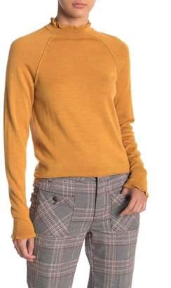 Free People Needle & Thread Wool Pullover