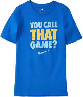 Nike Call That Game T-Shirt