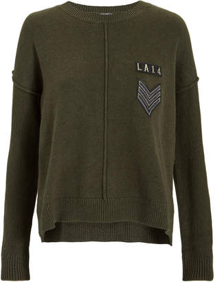 Rails Strattford Olive Sweater