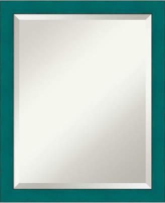 Amanti Art Dixie Rustic 22x22 Wall Mirror