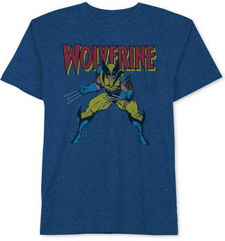 Wolverine Hybrid Apparel Men's T-Shirt by Hybrid Apparel