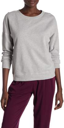Michael Stars Reversible Crew Neck Sweater