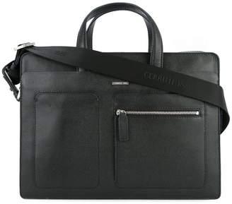 Cerruti side pocket laptop back