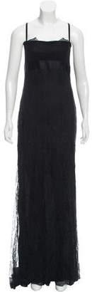 Valentino Lace Silk Dress w/ Tags