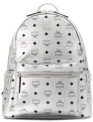 MCM stark side-stud backpack