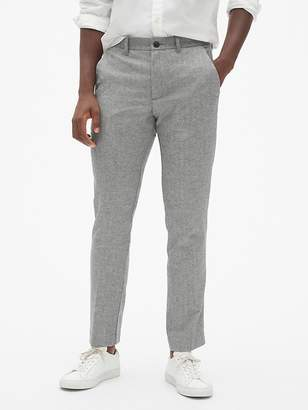 Gap Wool Pants in Skinny Fit with GapFlex