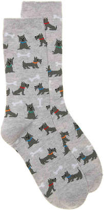 K. Bell Scottie Dogs Crew Socks - Women's