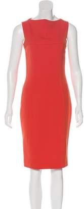 Ralph Lauren Black Label Wool Sheath Dress