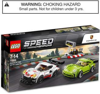 Lego Porsche 911 Rsr and 911 Turbo 3.0 75888