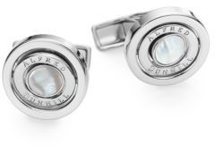 Alfred Dunhill dunhill Gyro Mother-Of-Pearl Cufflinks