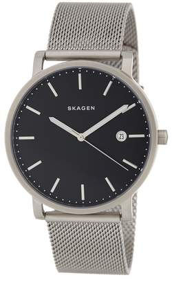 Skagen 'Hagen' Mesh Strap Watch, 40mm