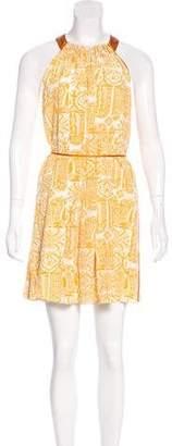 Maiyet Floral A-Line Dress