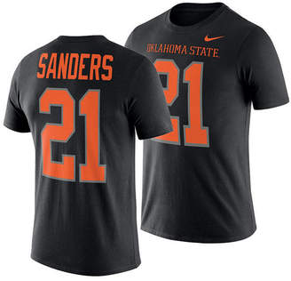 Nike Men's Barry Sanders Oklahoma State Cowboys Name and Number T-Shirt