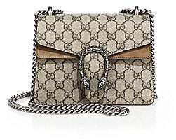 4799686cc46 Gucci Women s Dionysus GG Supreme Mini Bag
