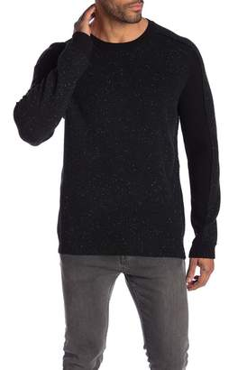 Karl Lagerfeld Paris Speckle Knit Sweater