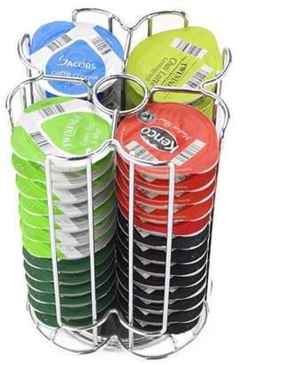 Keurig Yaheetech Coffee K Cup Holder Storage Carousel Organizer - 52 Pod Capacity