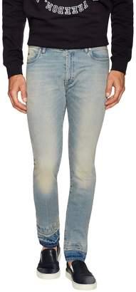 Maison Margiela Men's Faded Slim Fit Jeans