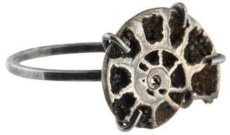 Pre Owned At Therealreal Melissa Joy Manning Ammonite Ring