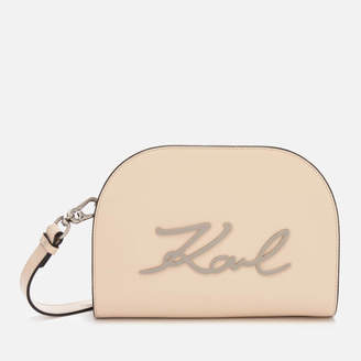 048318f38242 Karl Lagerfeld Paris Leather Crossbody Bags For Women - ShopStyle UK
