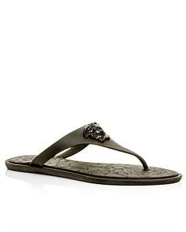 ee33055f1fed68 Versace Black Sandals For Men - ShopStyle Australia