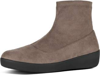 FitFlop Olivia Faux Suede Booties