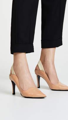 Proenza Schouler Slingback High Heel Pumps