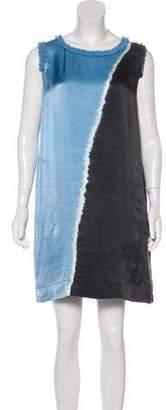 Raquel Allegra Silk Mini Dress w/ Tags