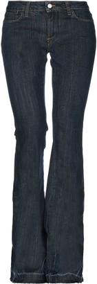 PAOLO CASALINI Denim pants - Item 42702665FL