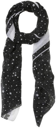 Miss Shop Star Print Scarf C71344S