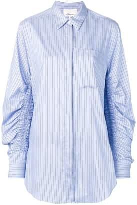 3.1 Phillip Lim striped oversized shirt
