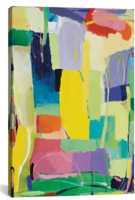 iCanvas 'Urban Essay XV' Giclee Print Canvas Art