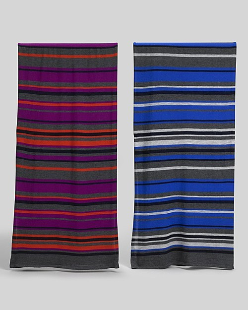 Theory Women's Maggy M Stripe Scarf- 74