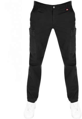 Franklin & Marshall Franklin Marshall Cargo Trousers Black