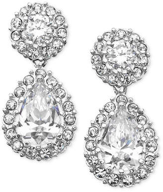 Danori Earrings, Cubic Zirconia Pear Drop