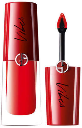 Giorgio Armani Lip Magnet Liquid Lipstick : Lip Vibes Collection