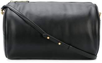 Stella McCartney cylindrical weekend bag