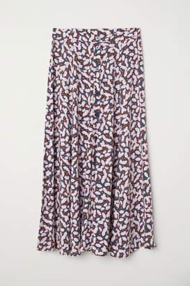 H&M Circle Skirt - Purple