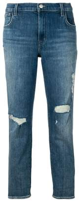 J Brand Redemption Desctuct jeans